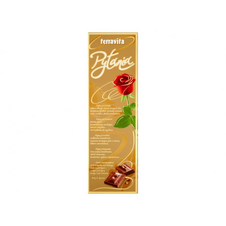 Terravita Pytania Czekolada mleczna 225 g