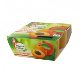 Przecier jabłkowo- morelowy, źródło witaminy C.