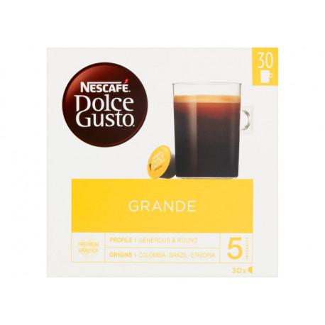 Nescafé Dolce Gusto Grande Kawa w kapsułkach 240 g (30 x 8g)