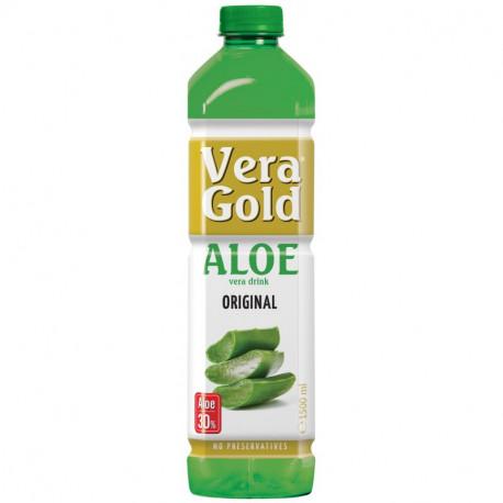 Vera Gold napój z cząsteczkami aloesu 1,5l