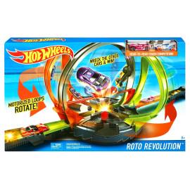 Hot Wheels FDF26 Zestaw Roto Rewolucja