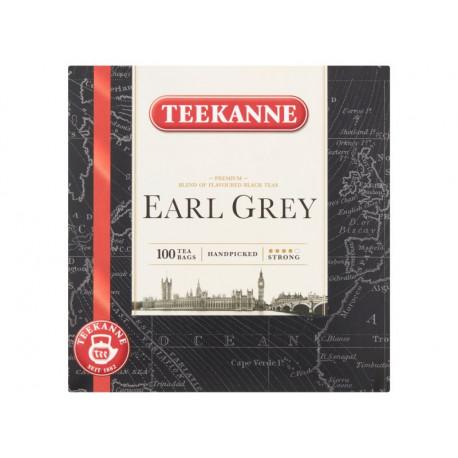 Teekanne Earl Grey Mieszanka herbat czarnych 165 g (100 x 1,65 g)