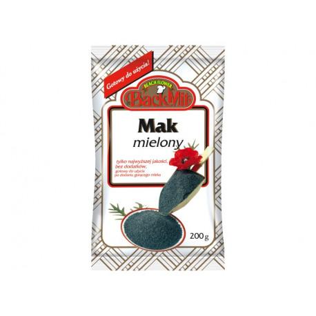 BackMit Mak mielony 200 g