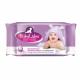 BubaLUBA chusteczki nawilżane dla dzieci ultrasensitive ochronny balsam z emolientami 60szt