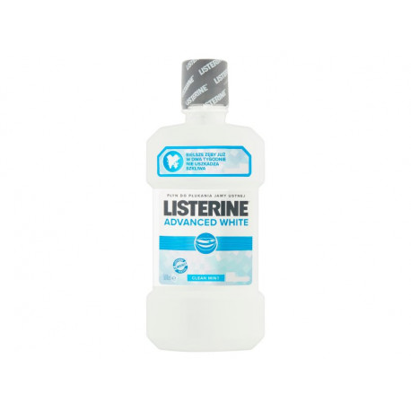 Listerine Advanced White Płyn do płukania jamy ustnej 500 ml