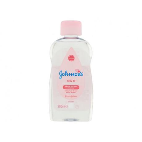 Johnson's Baby Łagodna oliwka 200 ml