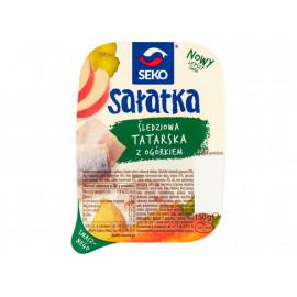 Seko Sałatka tatarska ze śledziem i ogórkiem 150 g