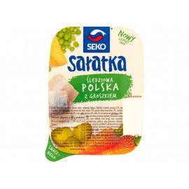 Seko Sałatka polska ze śledziem i groszkiem 150 g
