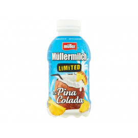 Müller Müllermilch Napój mleczny o smaku ananasowo-kokosowym 377 ml
