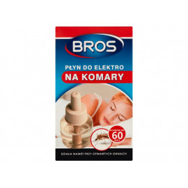 Bros Płyn do elektro na komary 40 ml