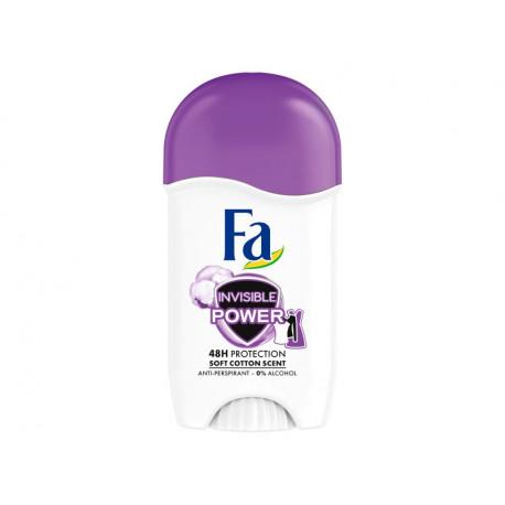 Fa Invisible Power Antyperspirant w sztyfcie 50 ml