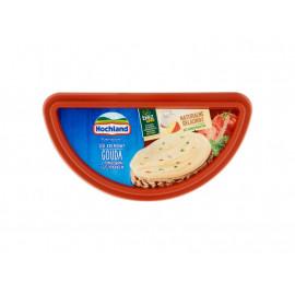 Hochland Ser kremowy Gouda z pomidorami i szczypiorkiem 140 g