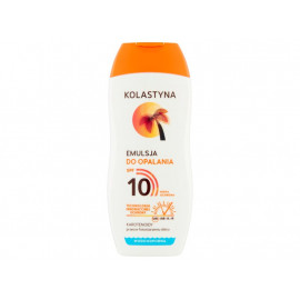 Kolastyna Emulsja do opalania SPF 10 200 ml