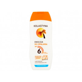 Kolastyna Emulsja do opalania SPF 6 200 ml