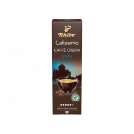 Tchibo Cafissimo Caffe Crema India Kawa palona mielona 75 g (10 x 7,5 g)