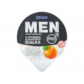 Bakoma Men Pro Jogurt morelowy z wysoką zawartością białka 200 g