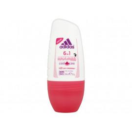 Adidas 6in1 Cool & Care Dezodorant antyperspirant w kulce dla kobiet 50 ml