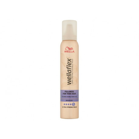 Wella Wellaflex Fullness for Thin Hair Pianka do włosów 200 ml