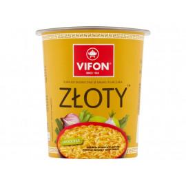 Vifon Zupa o smaku kurczaka złoty 60 g