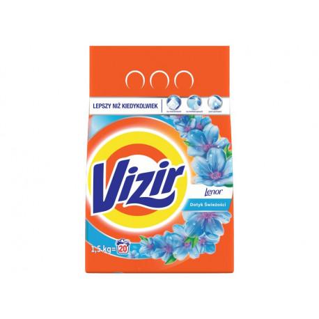 Vizir Lenor Scent Touch Proszek do prania 1.5 kg, 20 prań