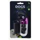 Dogs Collection worki na psie odchody + zawieszka mix kolor