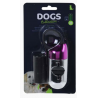 Dogs Collection worki na psie odchody + zawieszka 15szt (mix kolor)