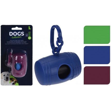 Dogs Collection worki na psie odchody +zawieszka 15szt