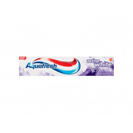 Aquafresh Active White Pasta do zębów z fluorkiem 125 ml