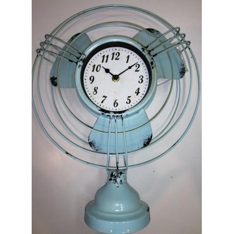 Zegar w kształcie wentylatora 33x12,5 x 42,5