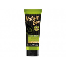 Nature Box Scrub do ciała z olejem z awokado 200 ml