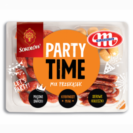 PARTY TIME - MIX PRZEKĄSEK 150 G