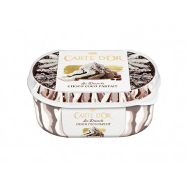 Carte D'Or Les Desserts Coco Choco Parfait Lody 900 ml