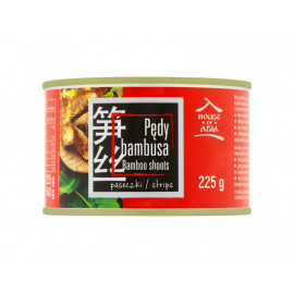 House of Asia Pędy bambusa paseczki 225 g