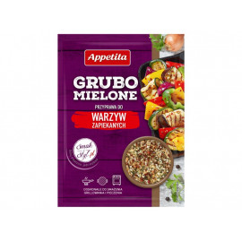 Appetita Grubo mielone Przyprawa do warzyw zapiekanych 30 g