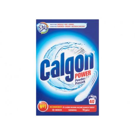 Calgon 3w1 Proszek do pralek przeciw osadzaniu się kamienia 1 kg (40 prań)