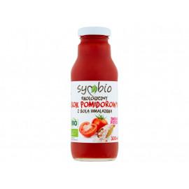 Symbio Ekologiczny sok pomidorowy z solą himalajską 300 ml