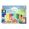 Staedtler NORIS pastele olejne 12 kolorów