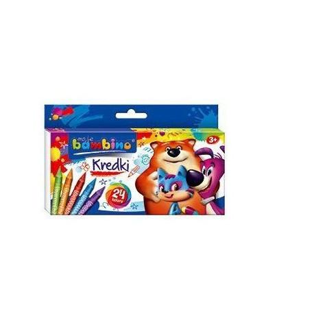 Bambino kredki 24 kolory