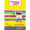 Happy Color blok techniczny kolorowy A3/10k