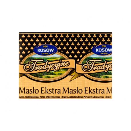 OSM Kosów Lacki Masło ekstra tradycyjne 200 g