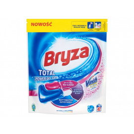 Bryza Vanish Ultra Total Power Gel Caps Kapsułki do prania do bieli i kolorów 911 g (42 x 21,7 g)