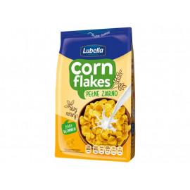 Lubella Corn Flakes Płatki kukurydziane pełne ziarno 500 g