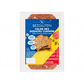 Bezgluten Chleb bez dodatku cukrów 350 g