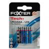FOXTER Baterie alkaliczne  LR03/AAA -1,5V- 4 szt.