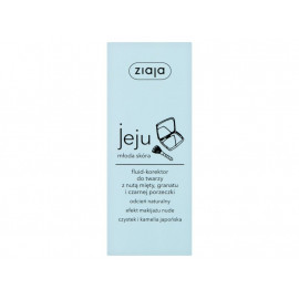 Ziaja Jeju Fluid-korektor do twarzy 30 ml