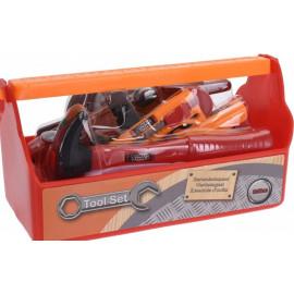 Koopman narzędzia w walizce 10 elemntów