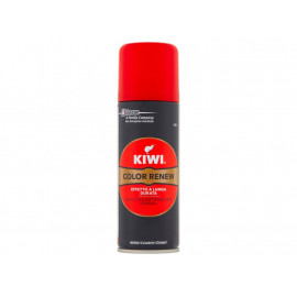 Kiwi Color Renew Renowator do zamszu i nubuku czarny 200 ml