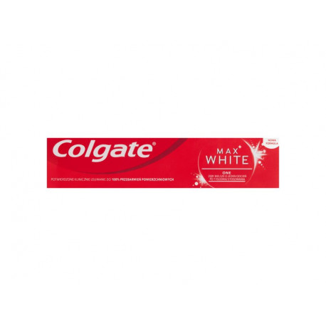 Colgate Max White One Pasta z fluorem 75 ml