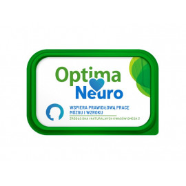 Optima Neuro Margaryna półtłusta 400 g