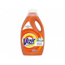 Vizir Alpine Fresh Płyn do prania 2,2 l, 40 prań
